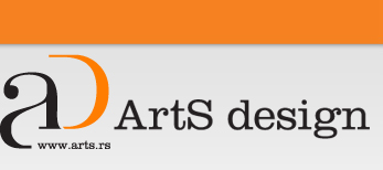 Arts design logo